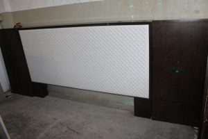 100, King Headboard w Side Panels