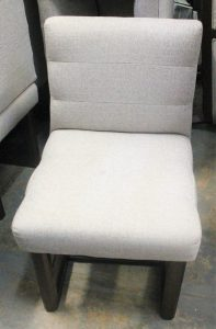 103, Beige Upholstered Chair