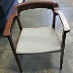 104, Woood & Padded Dining Chair