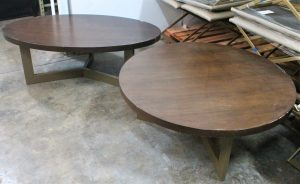 106, Oval & Round Coffee Tables