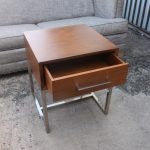 107A, Night Table w Drawer