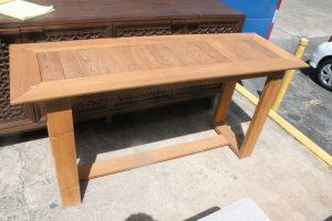 108B, Wood Side Table